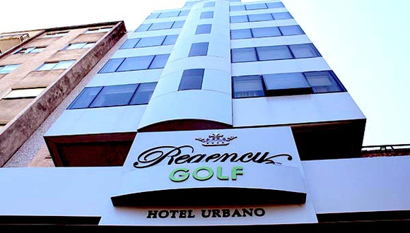 Reserva anticipada 25 días Regency Golf Hotel Urbano - Montevideo