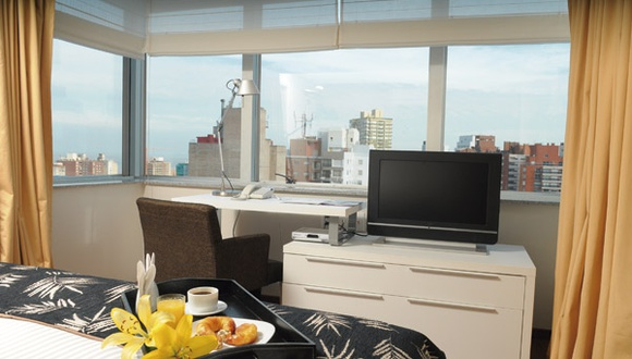 3 x 2 Superior Regency Golf Hotel Urbano - Montevideo