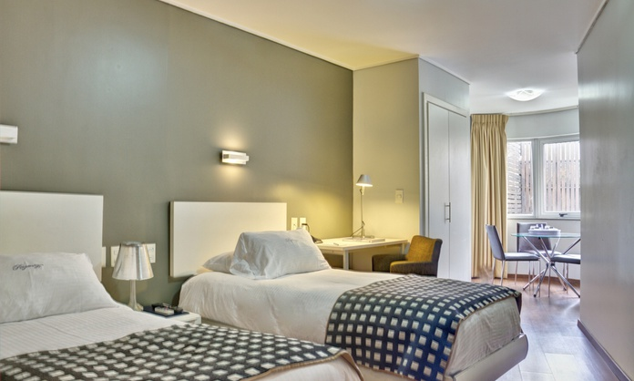 SUITE FAMILIAR Regency Golf Hotel Urbano Montevideo