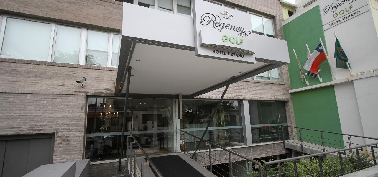 Regency Golf Hotel Urbano - Montevideo - Home